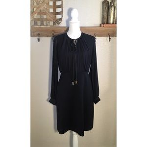 Erin Fetherston Black Cocktail Party Dress